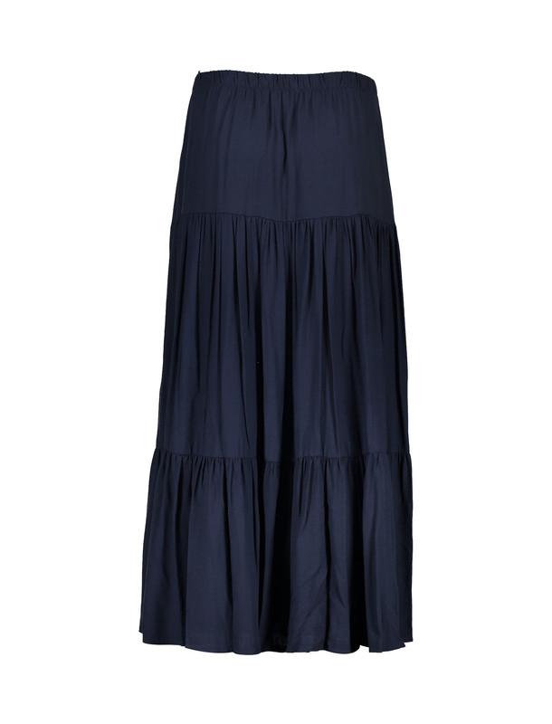 دامن ویسکوز بلند زنانه - پونت روما