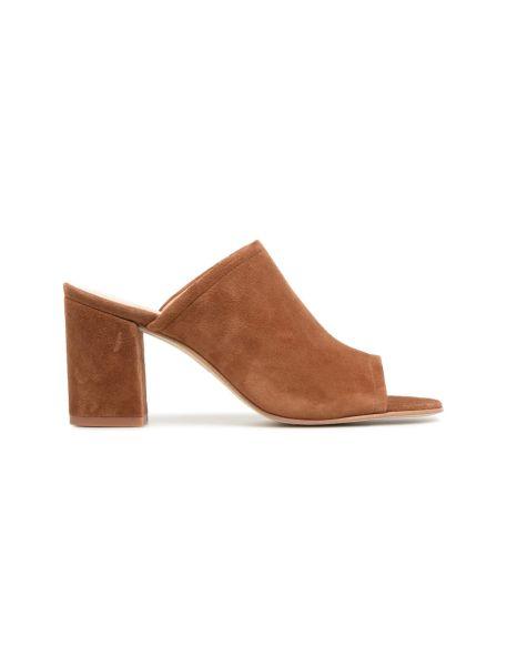 کفش پاشنه بلند جیر زنانه - ژوناک