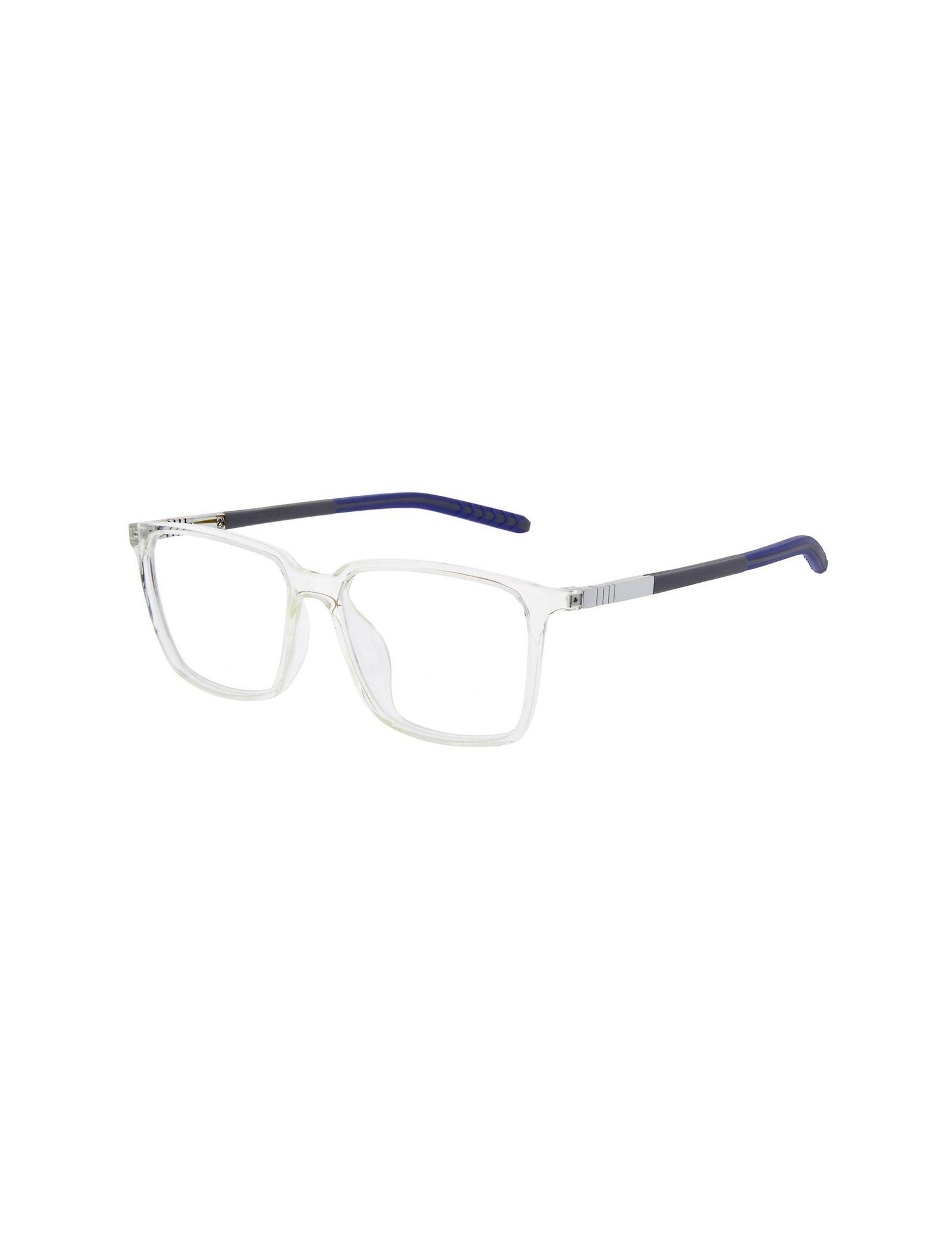 عینک طبی ویفرر مردانه - اسپاین - بي رنگ - 1