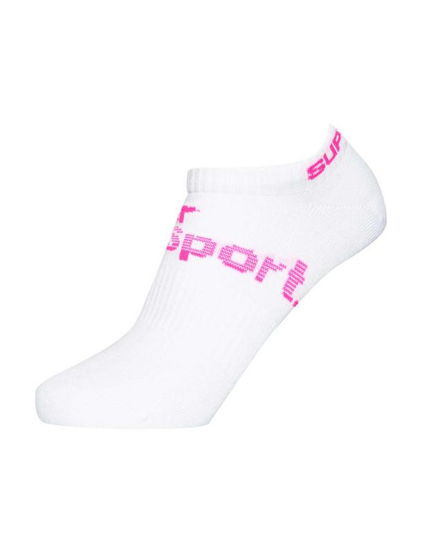 جوراب نخی ساق کوتاه زنانه بسته 3 عددی - سوپردرای