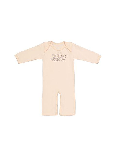 سرهمی نخی ساده نوزادی دخترانه - گلبهي - 1