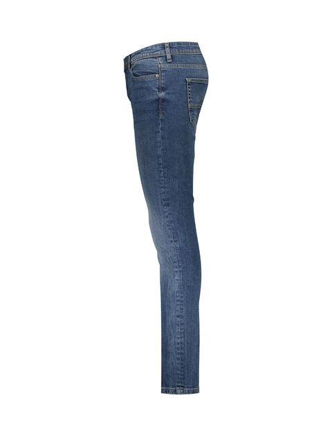 شلوار جین راسته مردانه - یوپیم - آبي - 2