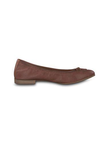 کفش تخت چرم زنانه Alena