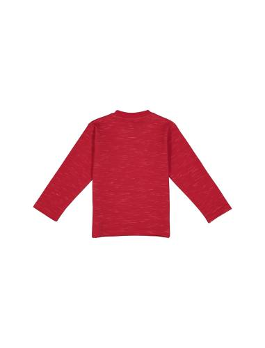 تی شرت نخی آستین بلند پسرانه Hummer