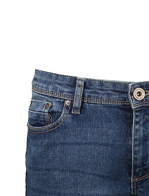 شلوار جین راسته مردانه - یوپیم - آبي - 4