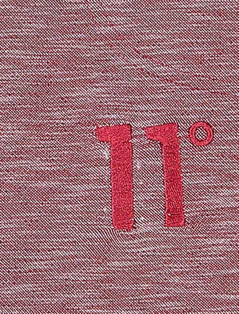 شلوار نخی دم پا کش پسرانه 11 - زرشکي - 3