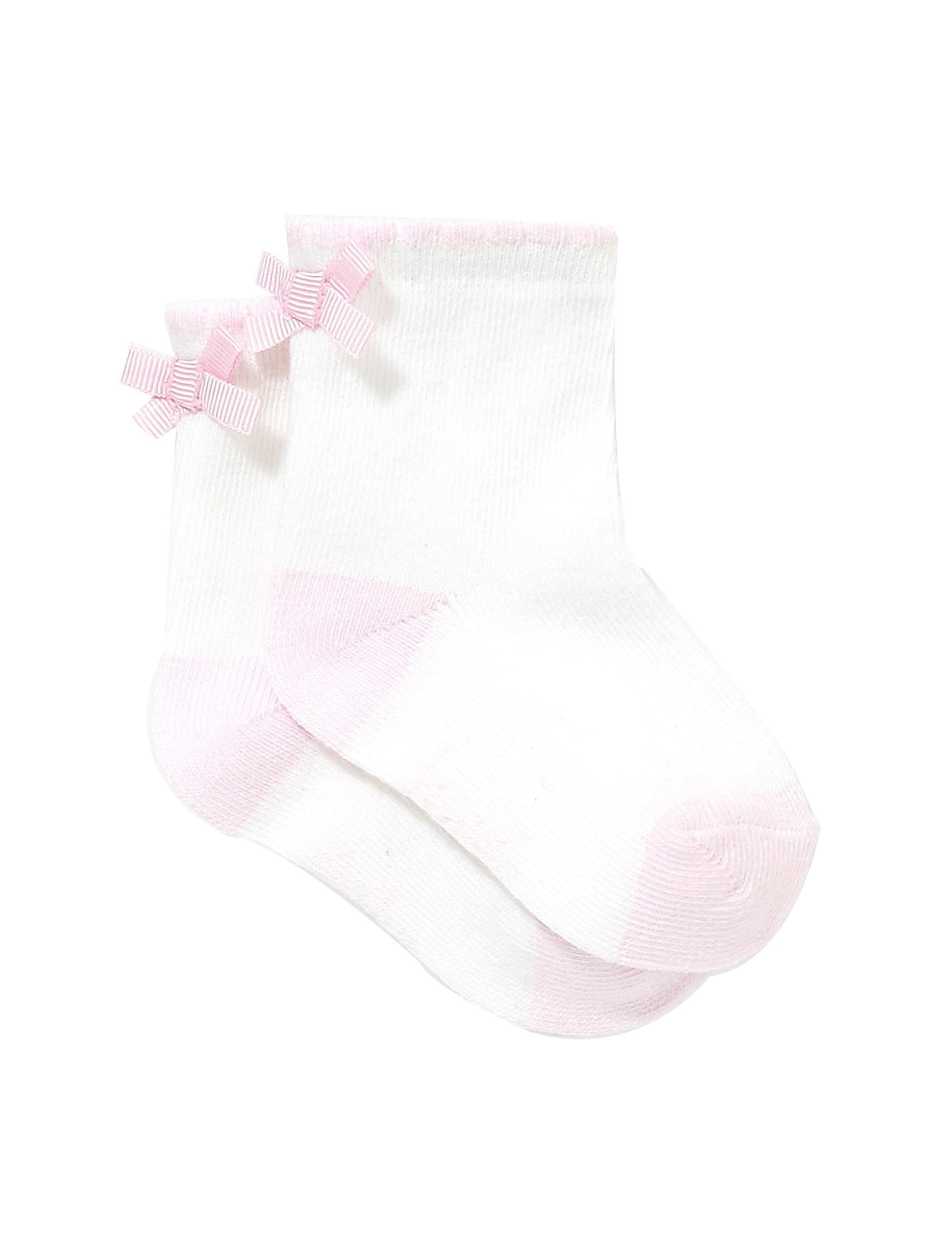 جوراب نخی نوزادی دخترانه Marcia - جاکادی