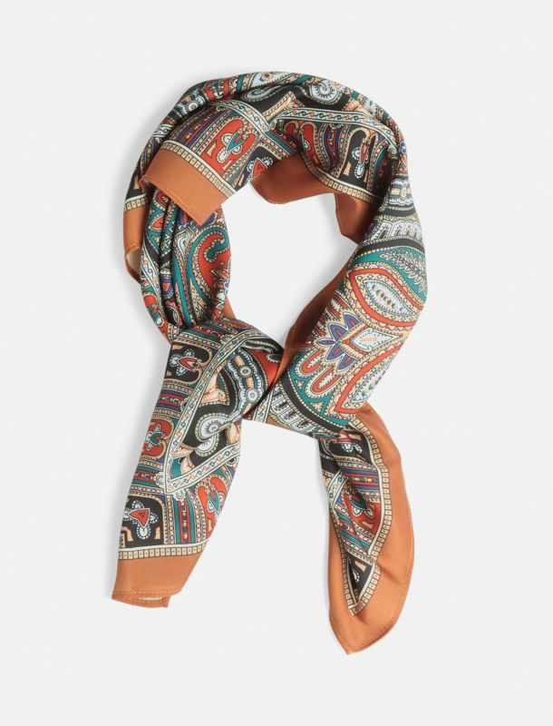 روسری طرح دار زنانه - میسگایدد
