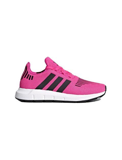 کفش دویدن بندی دخترانه Swift - سرخابي - 1