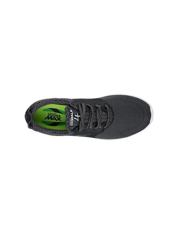 کفش پیاده روی بندی مردانه GOwalk 4 Instinct - اسکچرز
