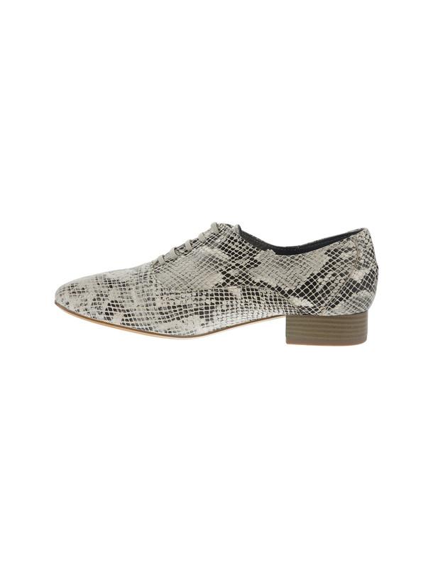 کفش چرم تخت زنانه - پونت روما