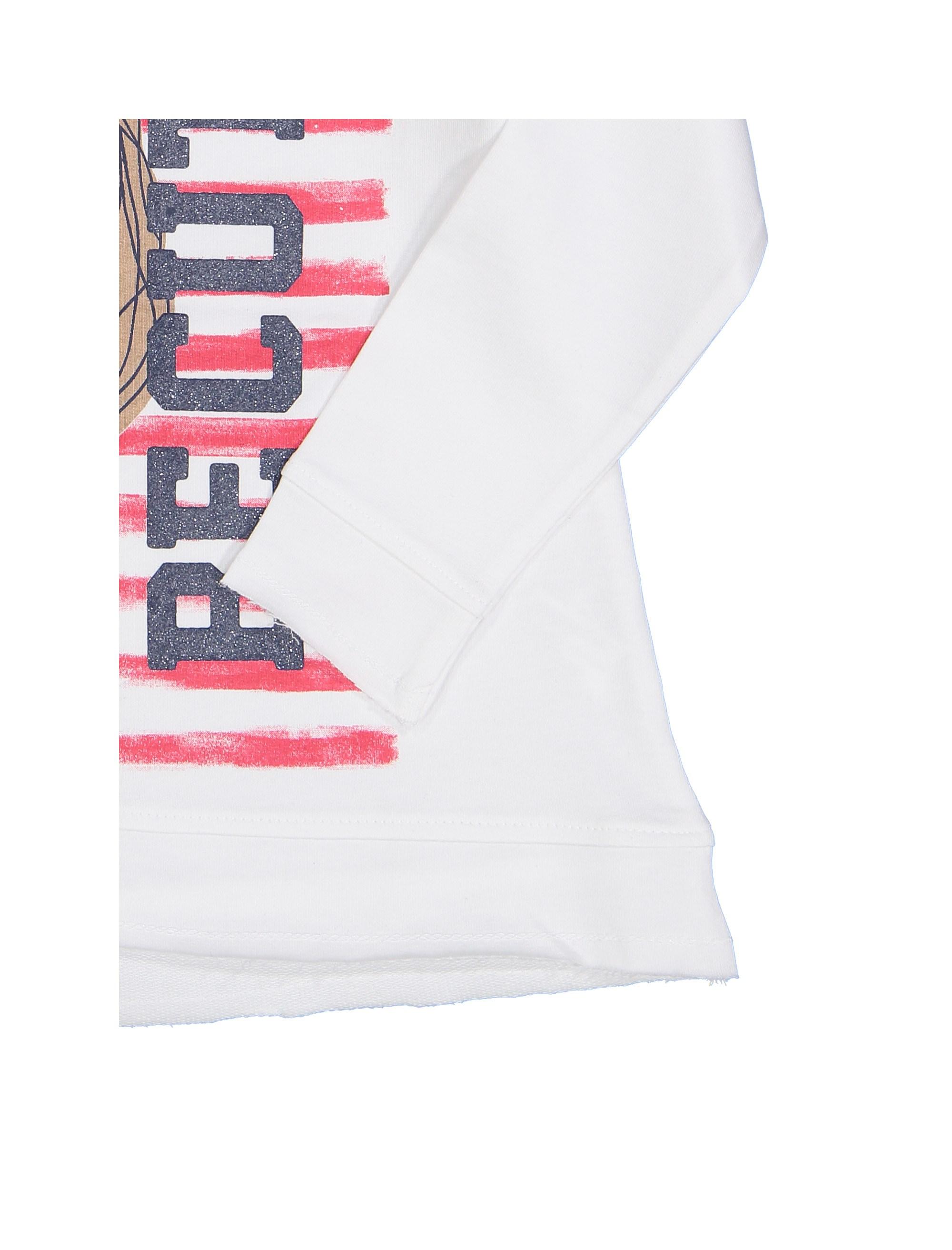 تی شرت و شلوار نخی دخترانه - بلوکیدز - سفيد/سرمه اي - 7