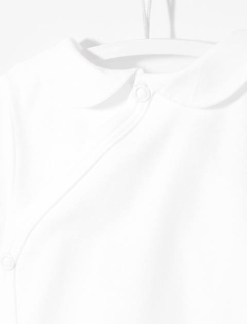 بادی نخی نوزادی پسرانه Livret - سفيد - 3