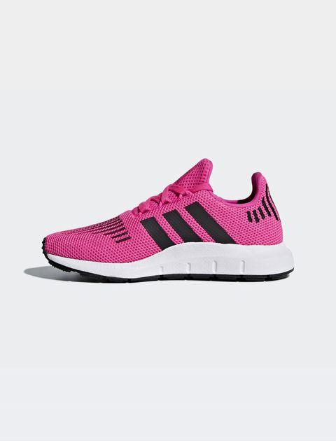 کفش دویدن بندی دخترانه Swift - سرخابي - 3