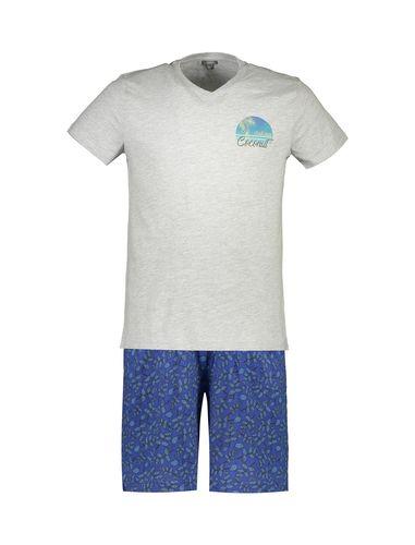 تی شرت و شلوارک راحتی مردانه