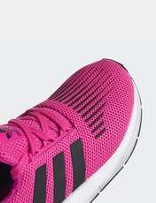 کفش دویدن بندی دخترانه Swift - سرخابي - 7