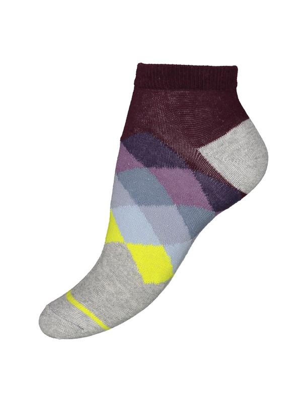 جوراب نخی مردانه بسته سه عددی
