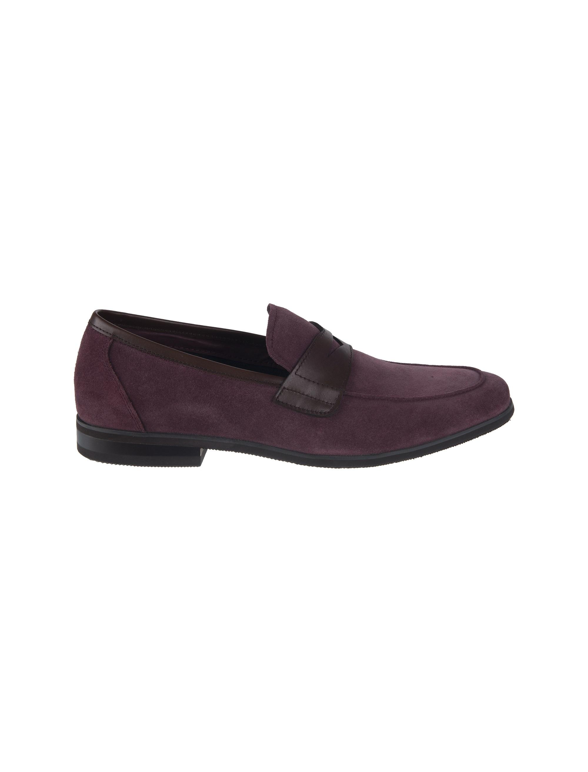 کفش چرم راحتی مردانه – بالدی  Men Leather Comfortable Shoes – Baldi