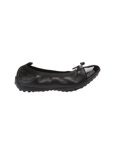 کفش تخت چرم دخترانه Piuma - جی اوکس