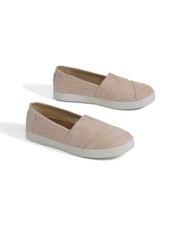کفش تخت پارچه ای زنانه - تامز