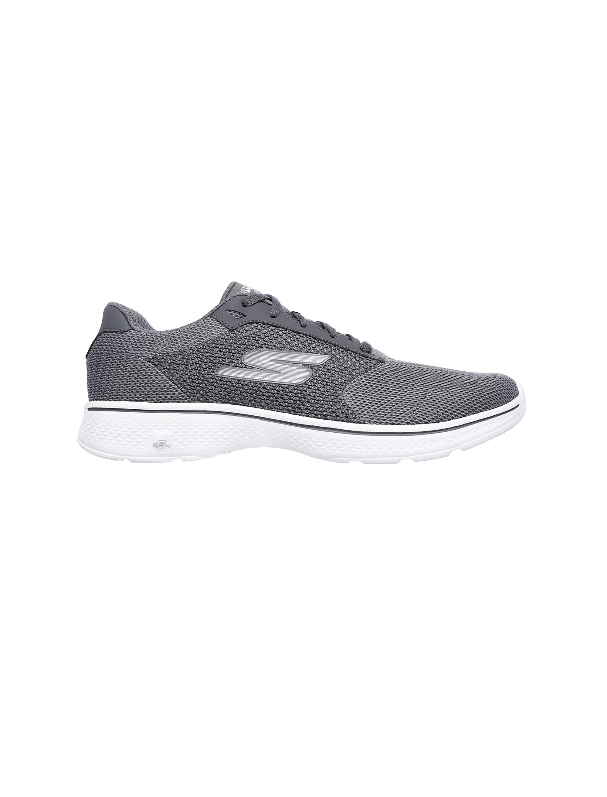 کفش پیاده روی بندی مردانه GOwalk 4 - اسکچرز