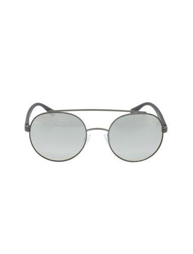 عینک آفتابی گرد مردانه
