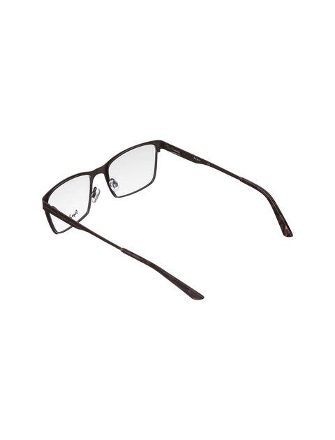 عینک طبی ویفرر مردانه - قهوه اي - 4