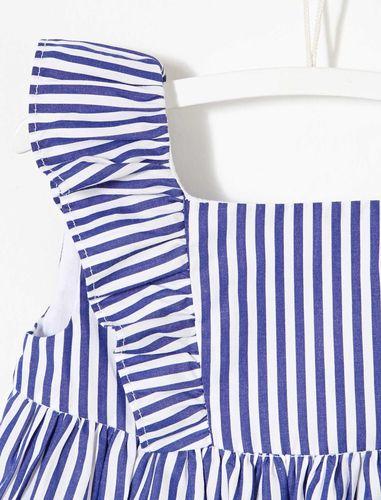پیراهن نخی روزمره دخترانه Liliane