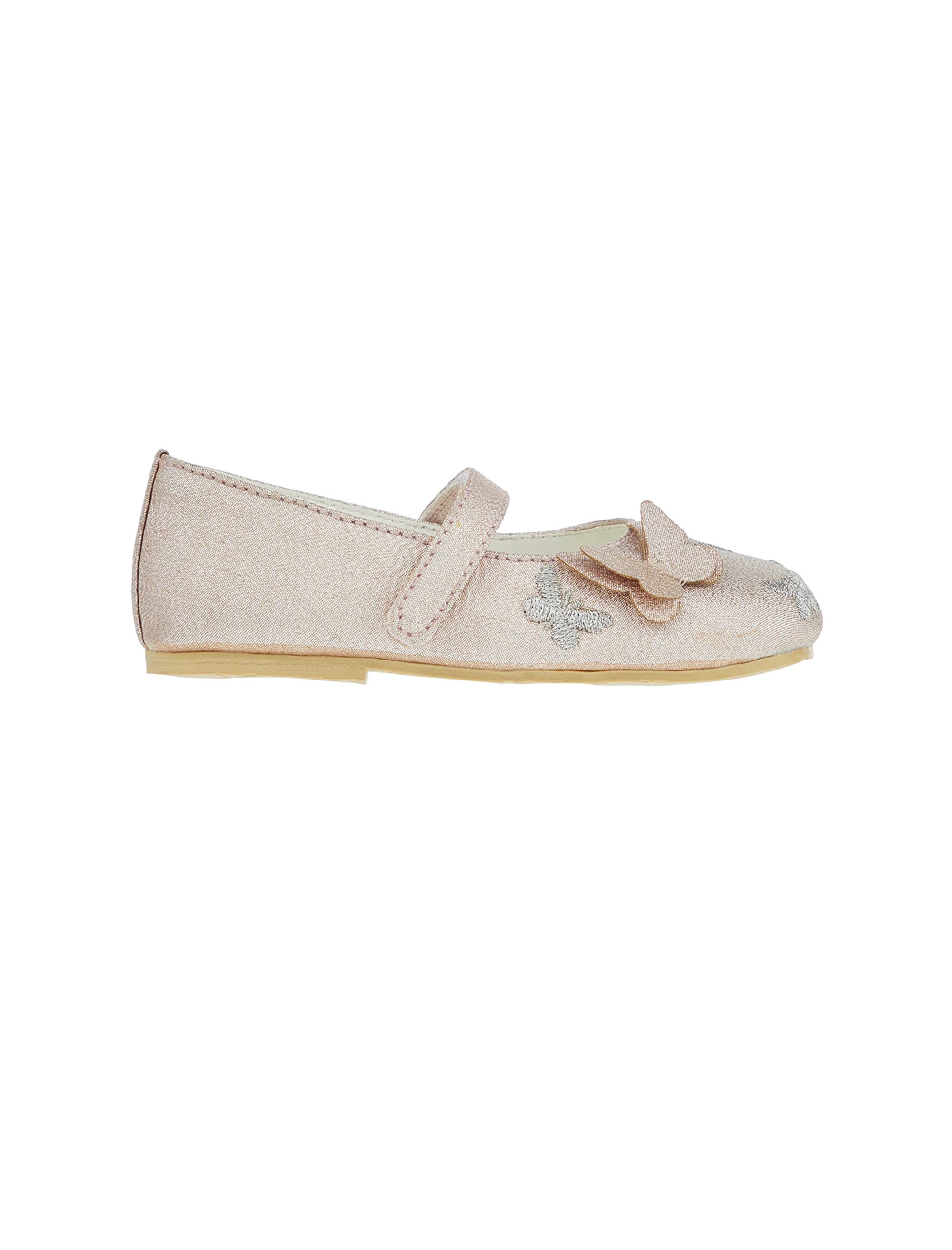 کفش چسبی نوزادی دخترانه