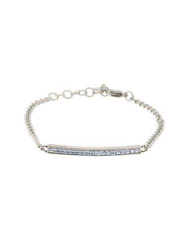 دستبند استیل زنجیری زنانه