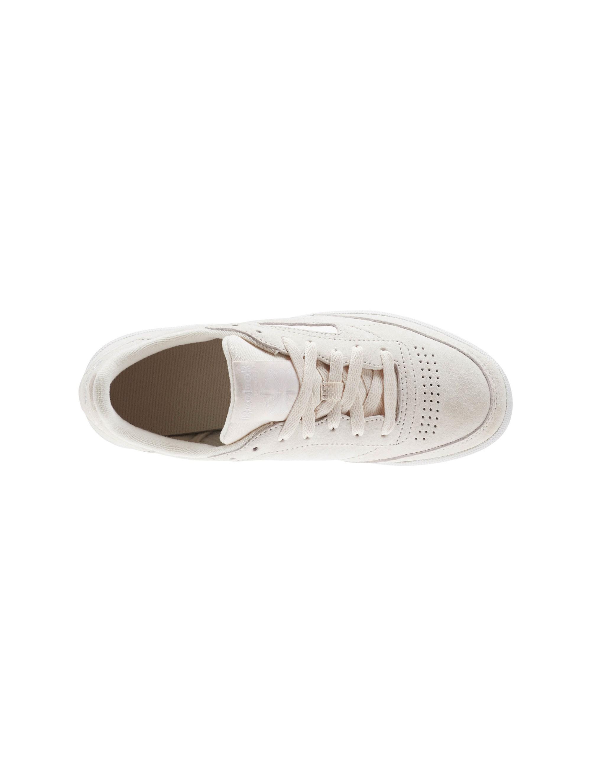 کفش زنانه ریباک مدل CLUB C 85 - صورتي روشن - 3