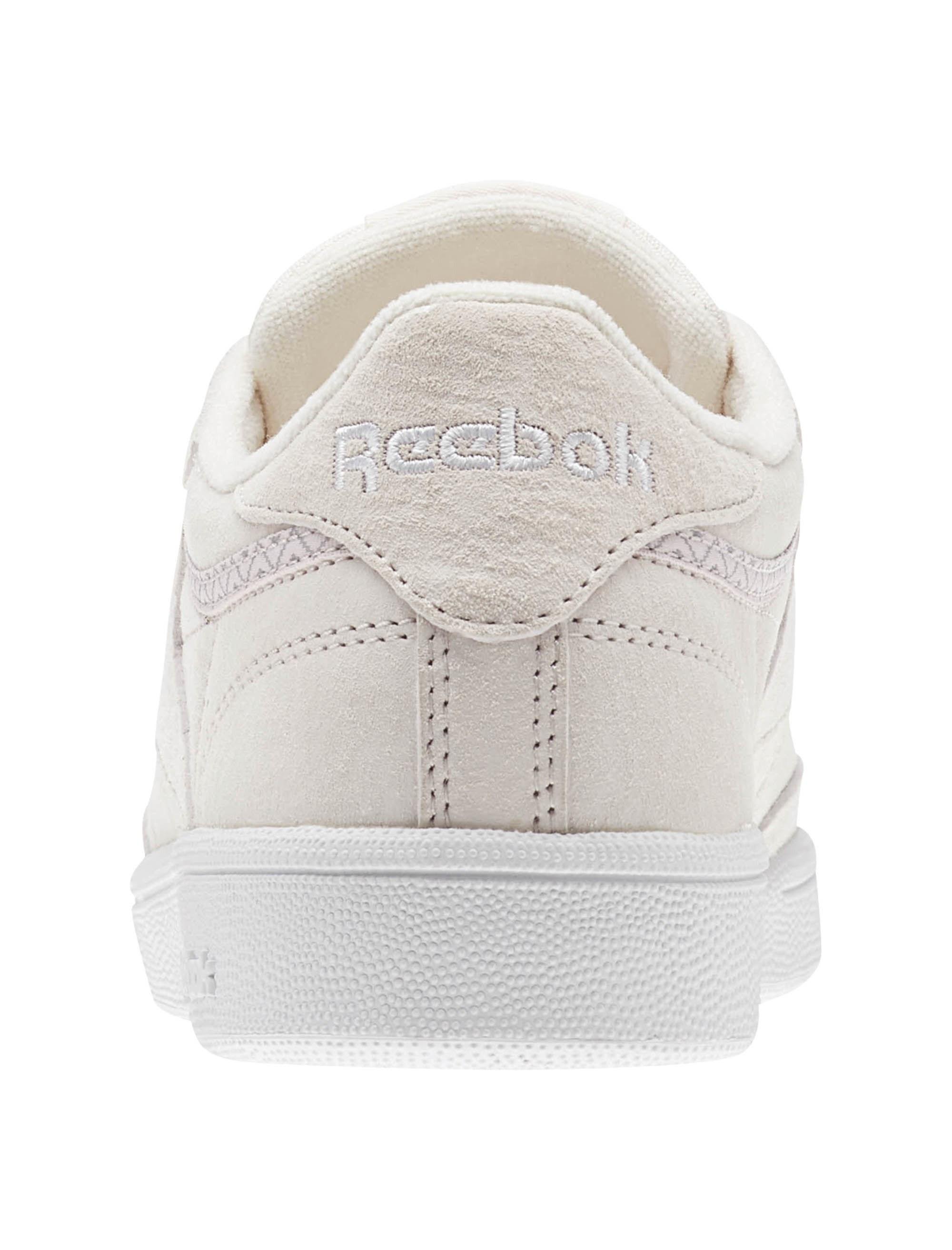 کفش زنانه ریباک مدل CLUB C 85 - صورتي روشن - 4