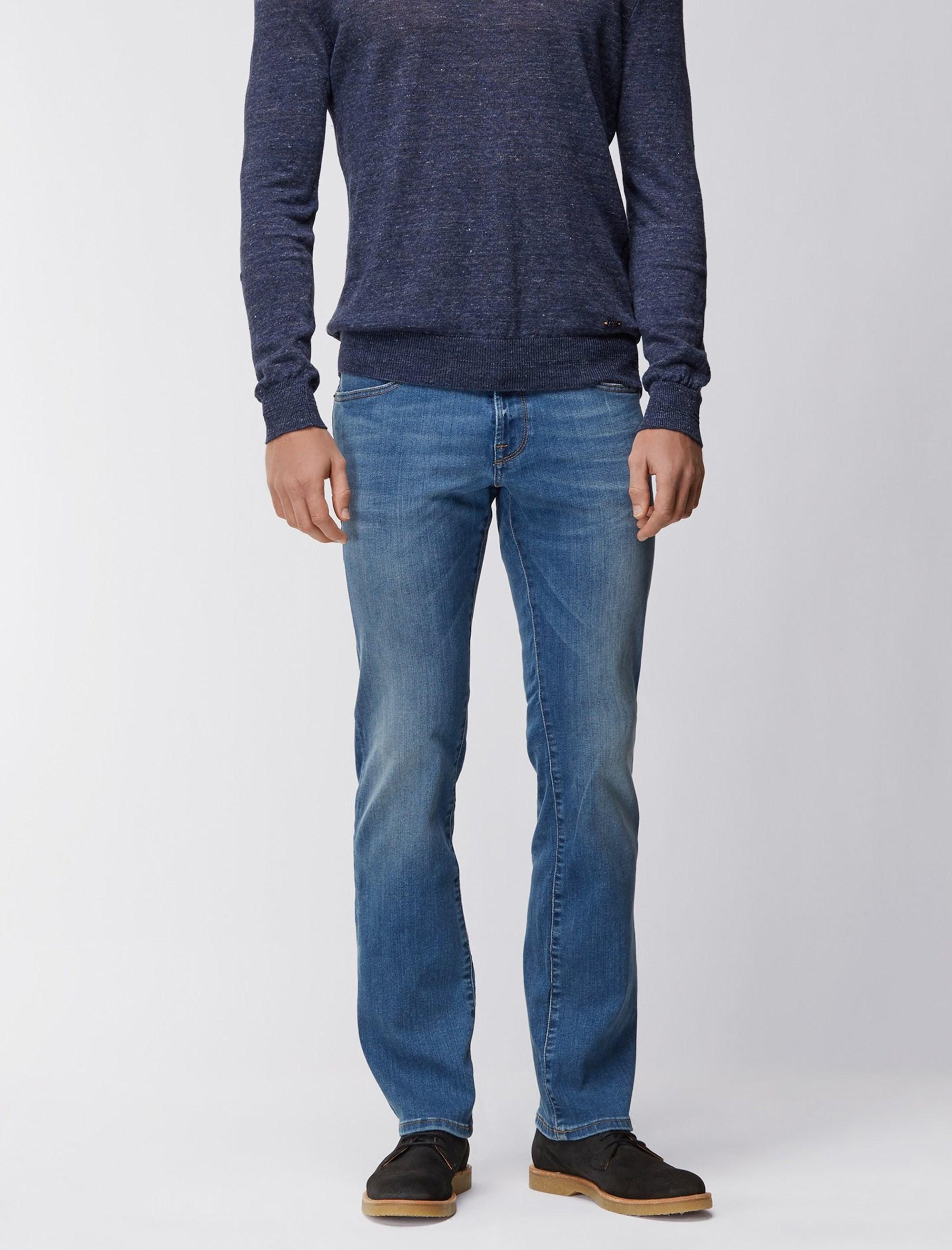 شلوار جین راسته مردانه Orange24 Barcelona-P VERANO