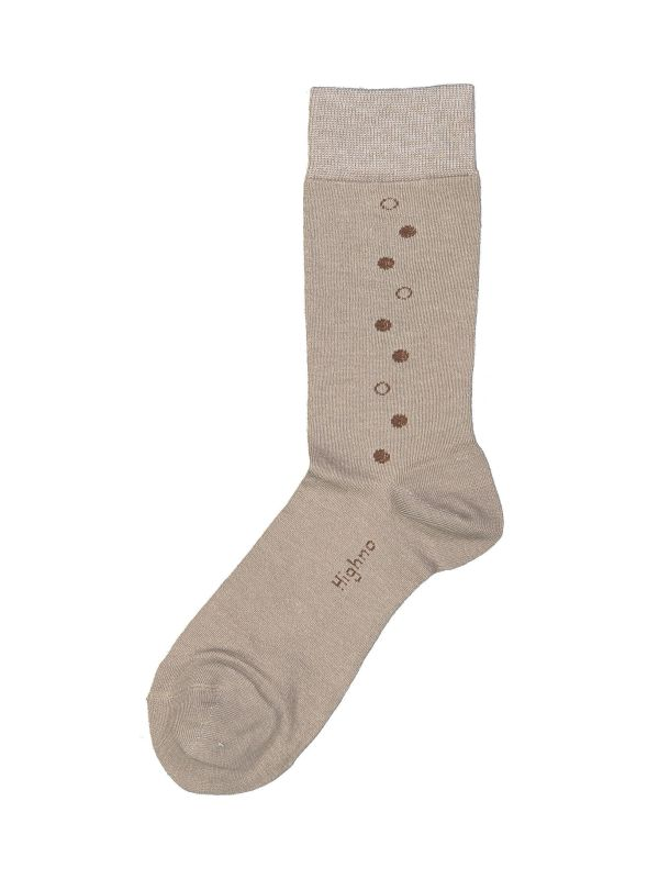 جوراب ساق متوسط مردانه - هاینو