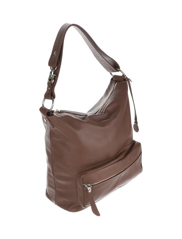 کیف دوشی چرم روزمره زنانه Gloria - دنیلی