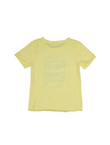 تی شرت نخی آستین کوتاه پسرانه