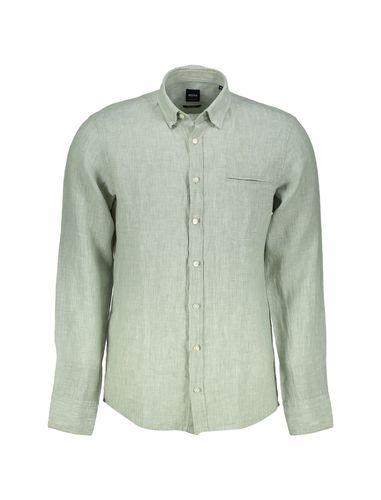 پیراهن آستین بلند مردانه Classy_1