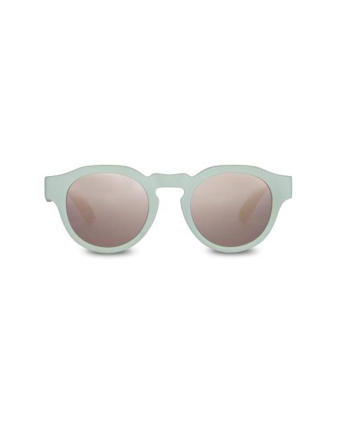 عینک آفتابی گرد زنانه BRYTON - سبز آبي روشن - 1