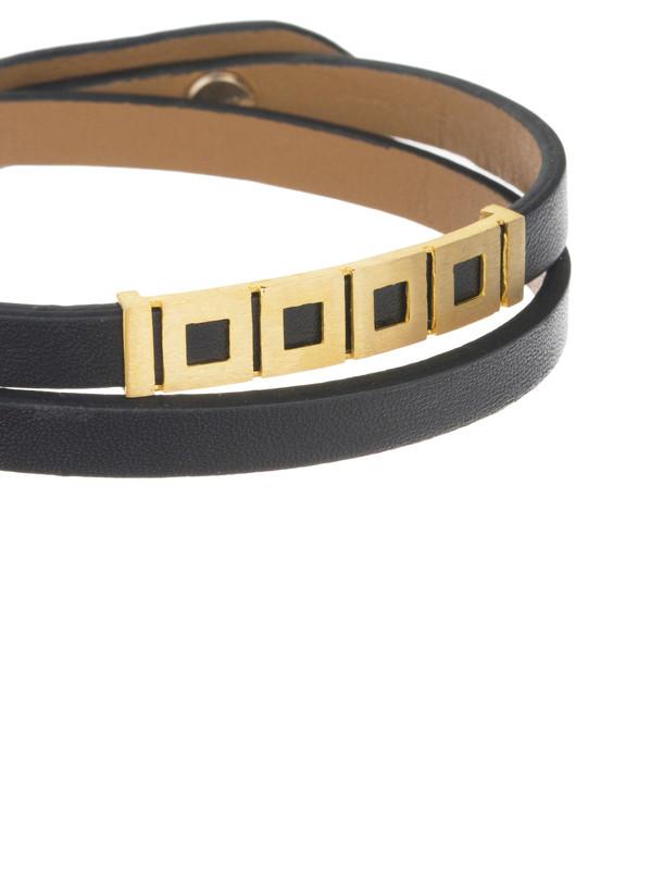 دستبند طلا زنانه - درسا