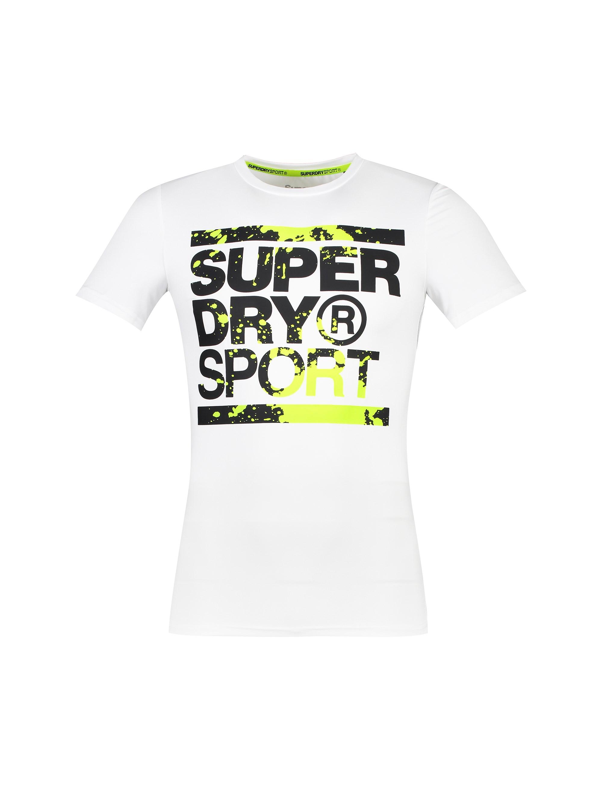 تی شرت یقه گرد مردانه - سوپردرای