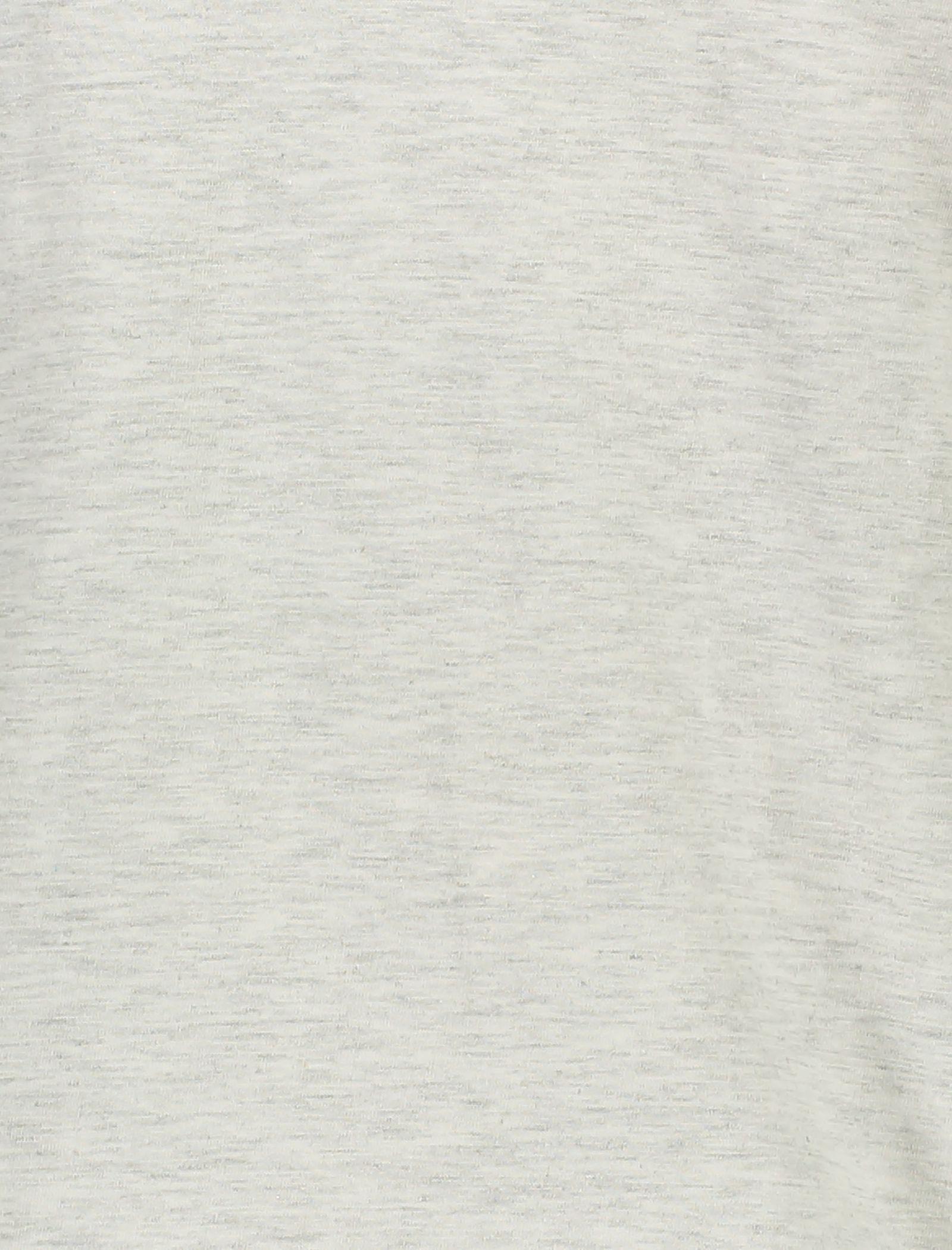 تی شرت نخی یقه هفت مردانه - یوپیم - طوسي - 4
