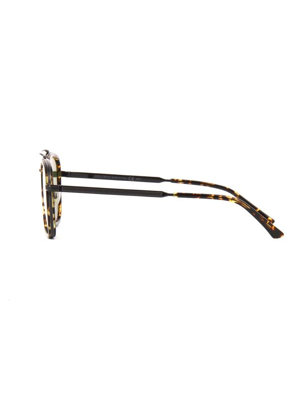 عینک آفتابی مربع مردانه
