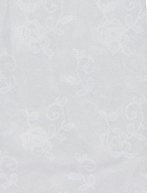 جوراب شلواری طرح دار دخترانه - سفيد - 3