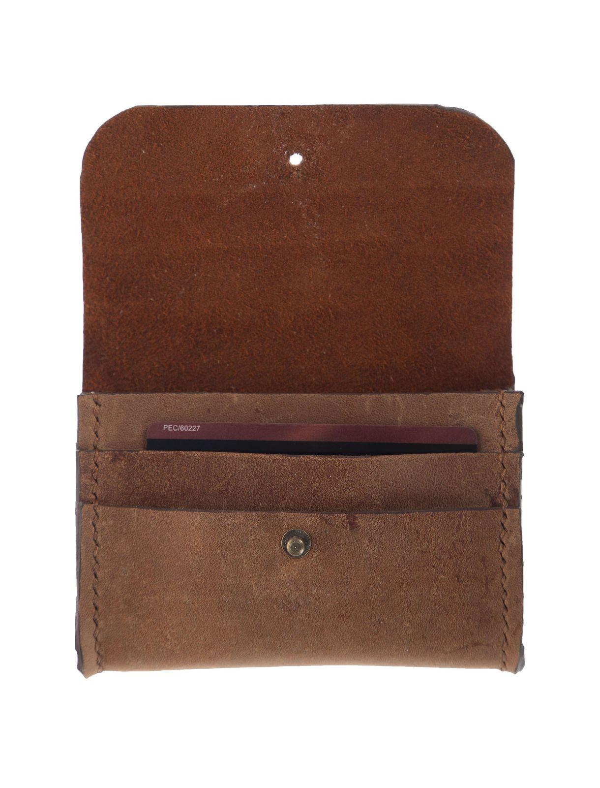 کیف کارت اعتباری چرم بزرگسال - چرم لانکا تک سایز main 1 4
