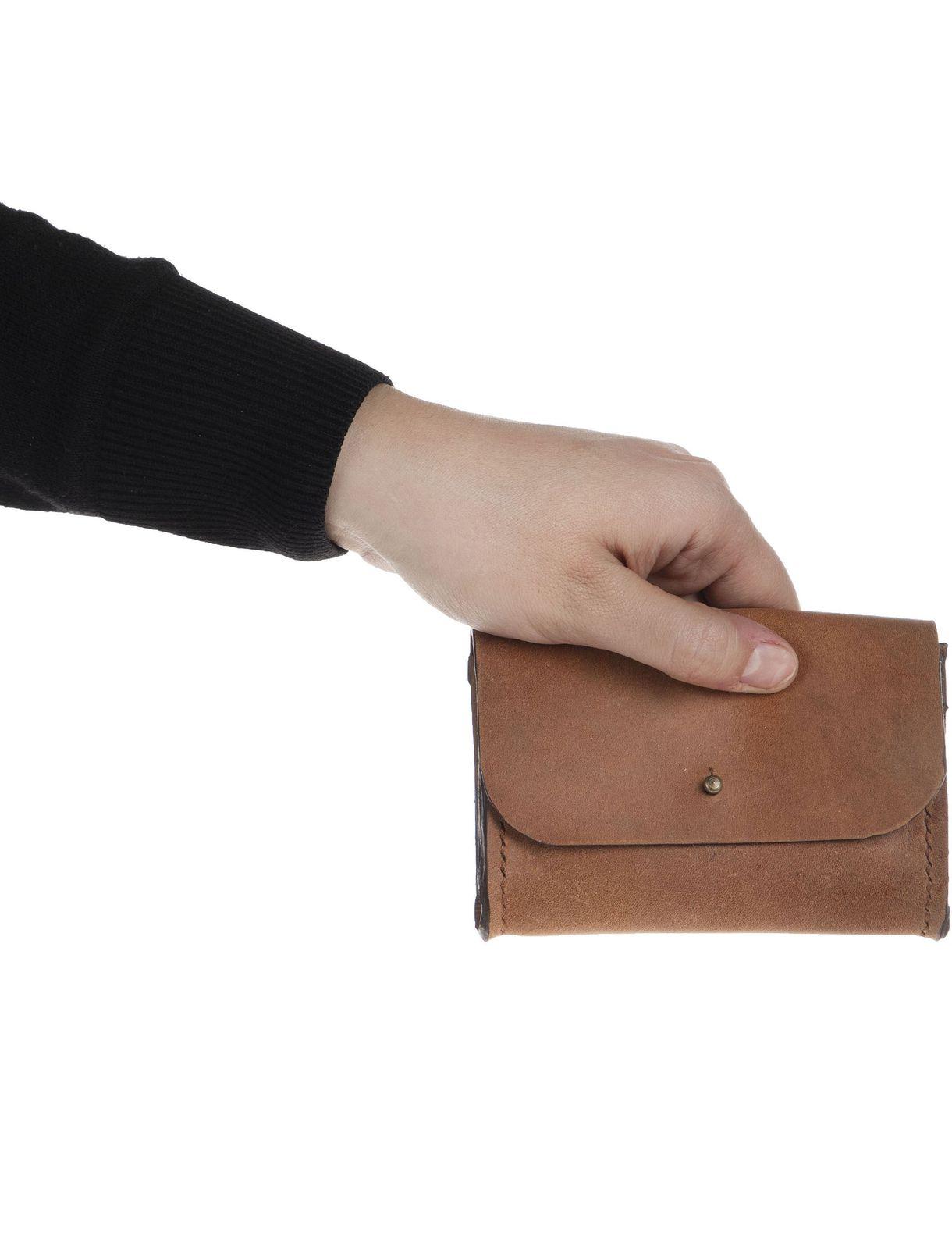 کیف کارت اعتباری چرم بزرگسال - چرم لانکا تک سایز main 1 5