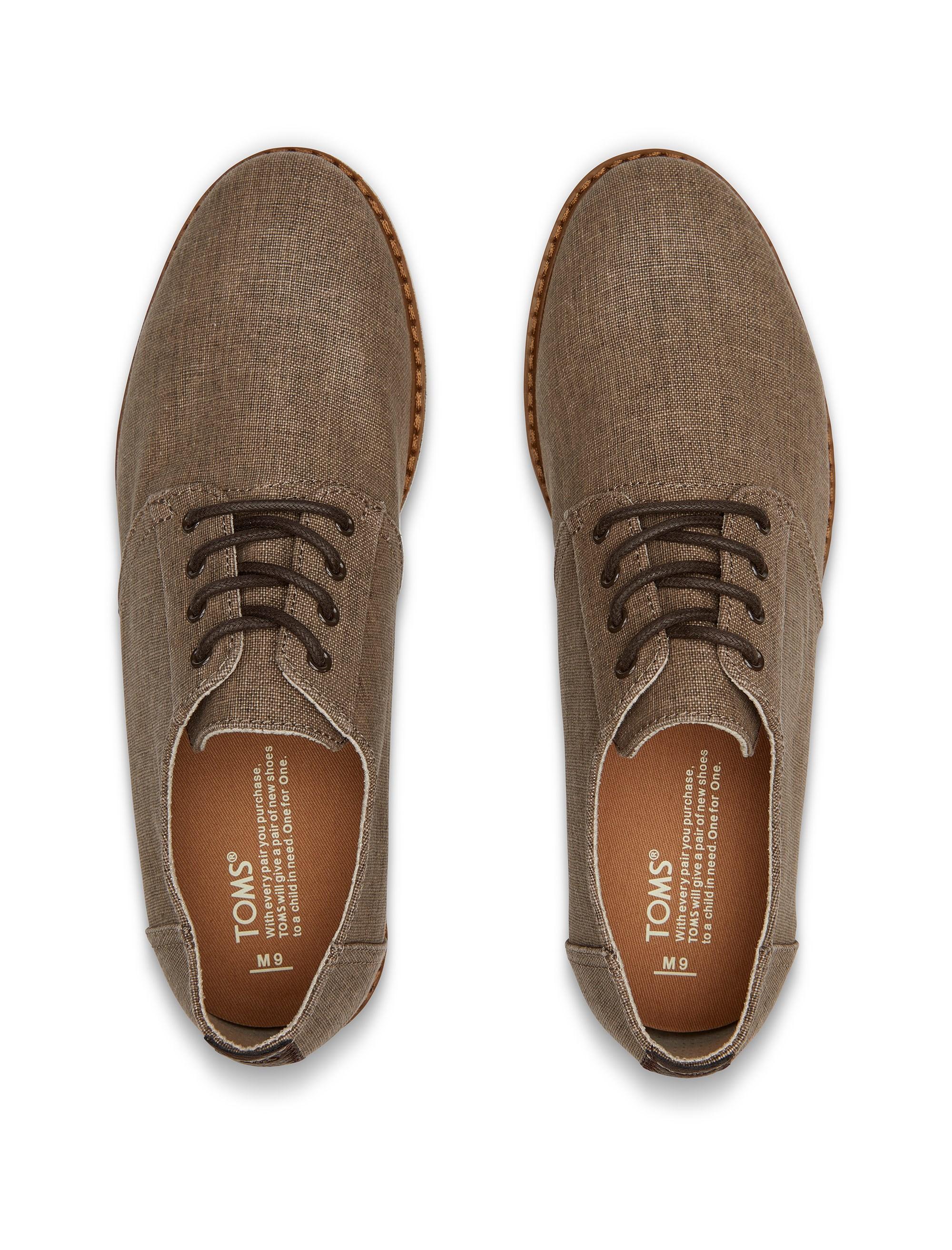 کفش اداری پارچه ای مردانه Preston Dress - تامز