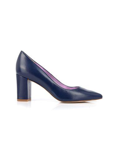 کفش پاشنه بلند چرم زنانه BELLY