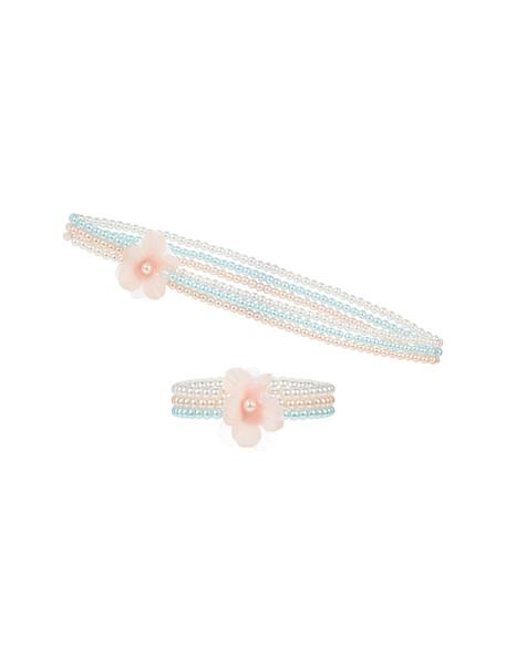 گردنبند و دستبند دخترانه - مانسون چیلدرن
