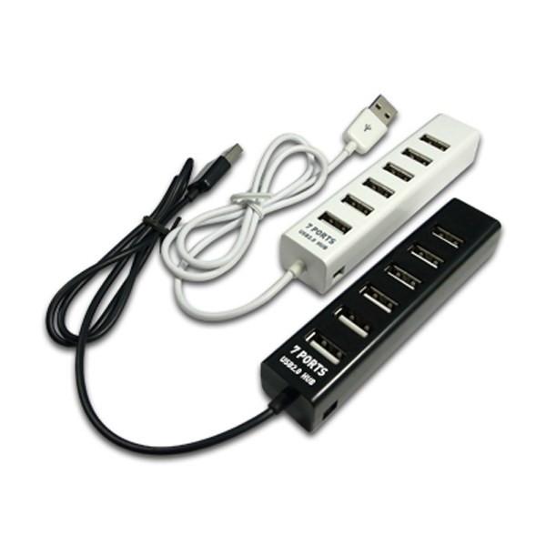 USB هاب 7 پورت اکسپرو مدل AXP804