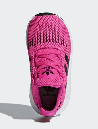 کفش دویدن بندی دخترانه Swift